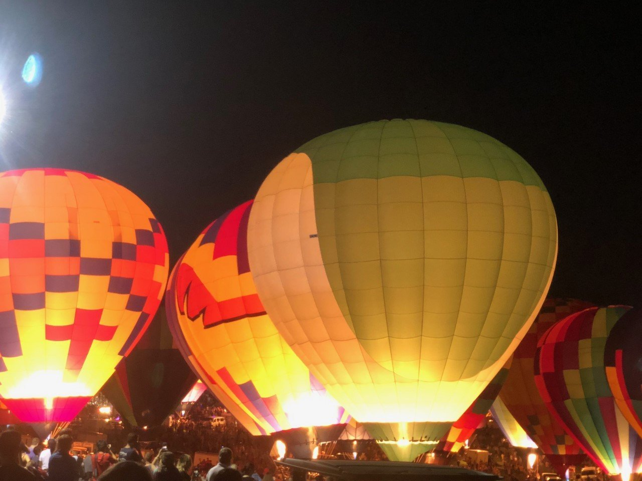 Balloon Glow Forest Park – St Louis, MO
