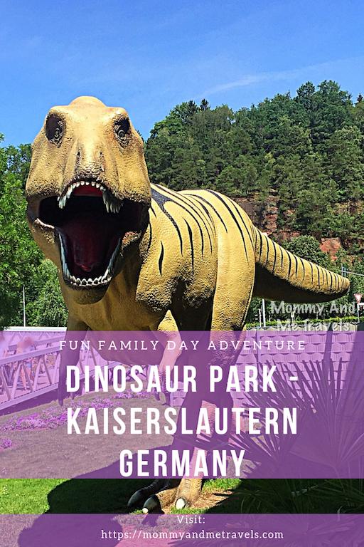 Dinosaur Park Kaiserslautern