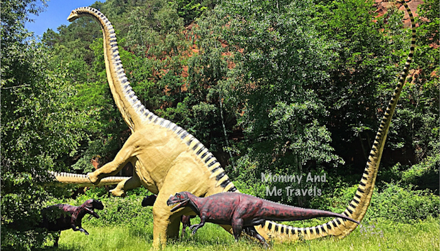 Dinosaur Park Ktown