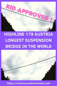 HIGHLINE 179 LONGEST SUSPENSION BRIDGE IN THE WORLD