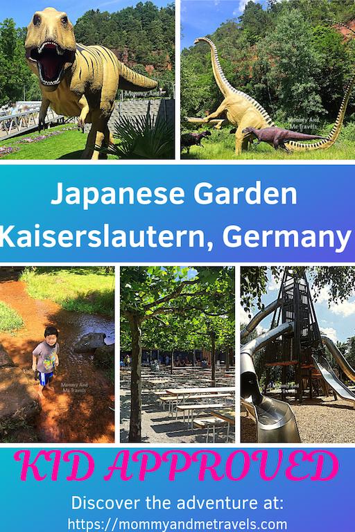 Japanese Garden Kaiserslautern