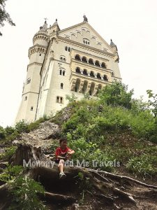 Hiking Around Neuschwanstein Castle