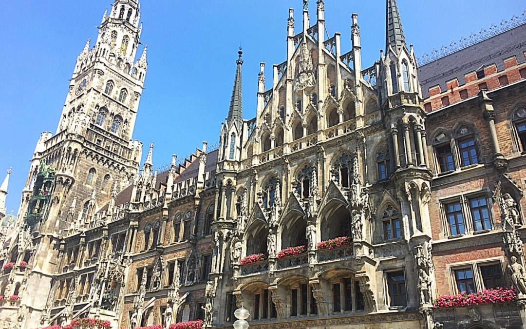 Munich Kid Friendly 3 Day Itinerary