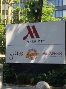 Munich Marriott Hotel
