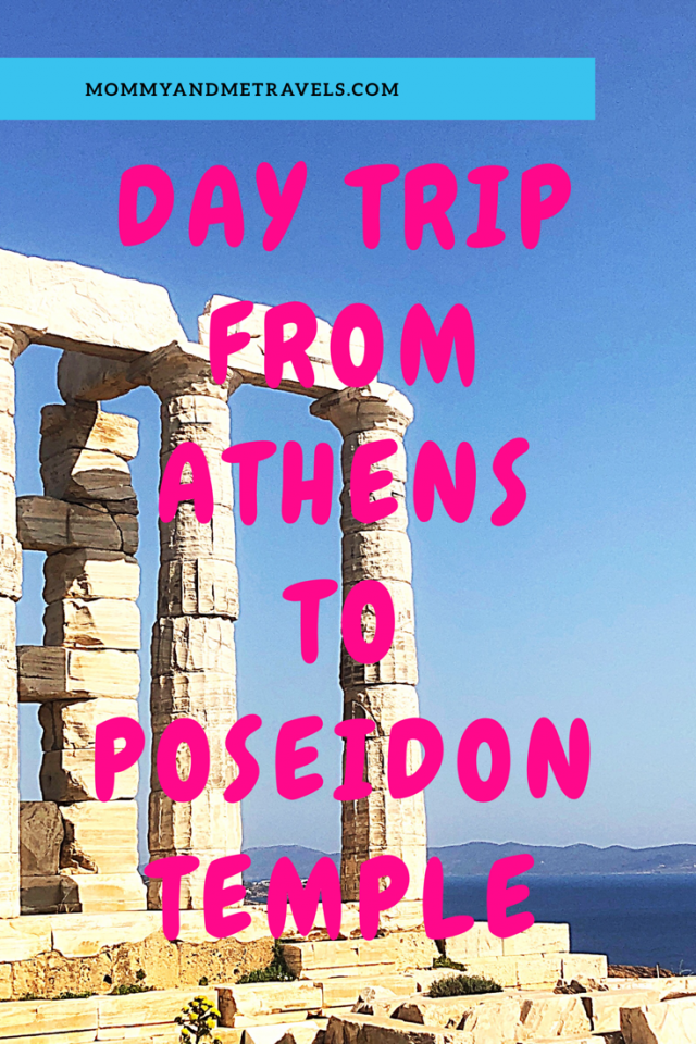 Day Trip Temple of Poseidon