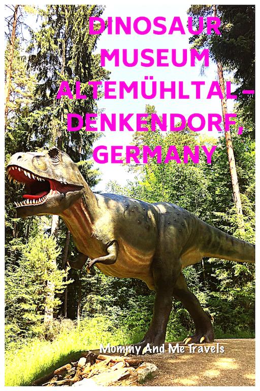 Dinosaur Museum Altemuhlta Denkendor Germany