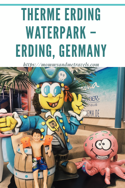 Therme Erding Waterpark, Erding Germany