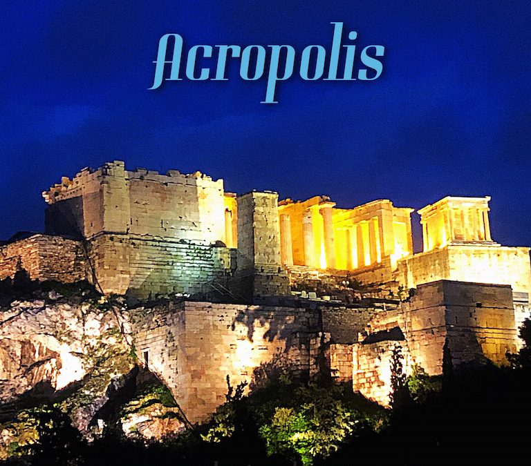 Acropolis of Athens – Visiting with Kids