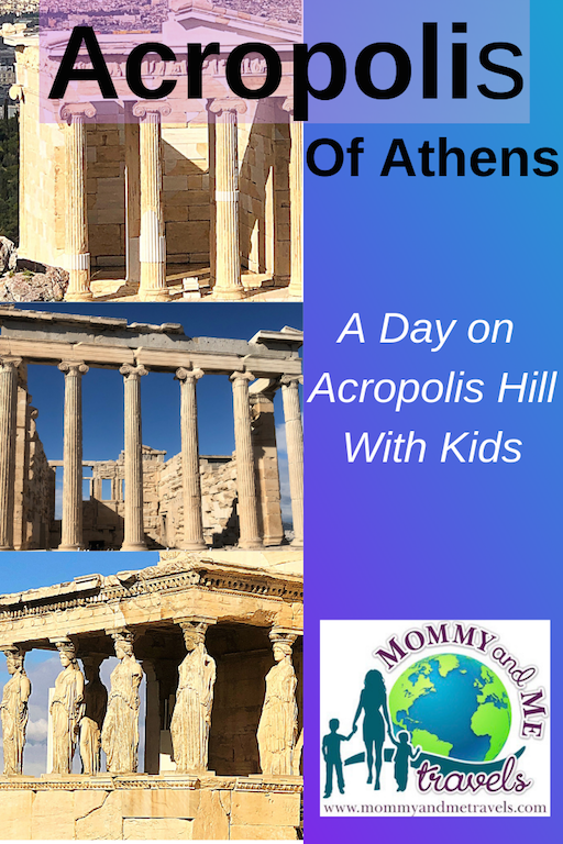 Acropolis Hill Visiting With Kids