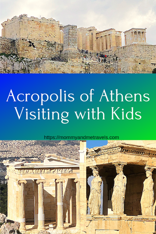 Visiting Acropolis of Athens With Kids