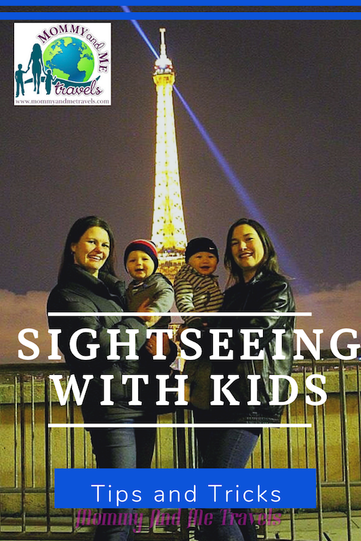 Sightseeing With Kids