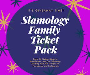 Slamology Giveaway