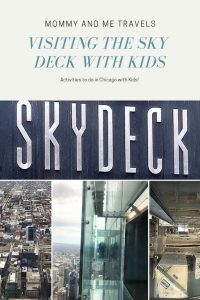 Chicago SkyDeck With Kids