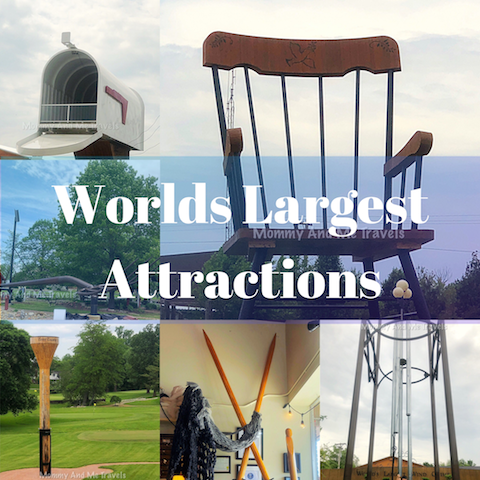 Worlds Largest Attractions