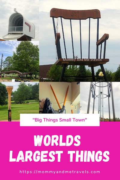 Worlds Largest Things