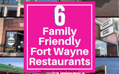 Top 6 Family Friendly Fort Wayne Restaurants