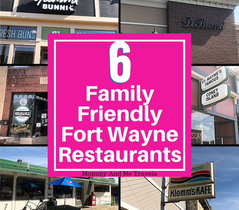 Family Friendly Fort Wayne Restaurants