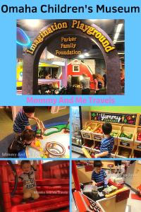 Imagination Playground at Omaha Childrens Museum
