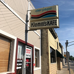 Klemms Kafe kid friendly Fort Wayne diner