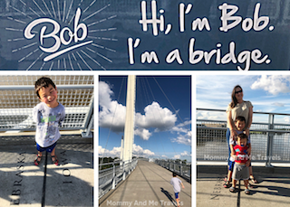 Bob Kerrey Bridge Things for Kids to do in Omaha
