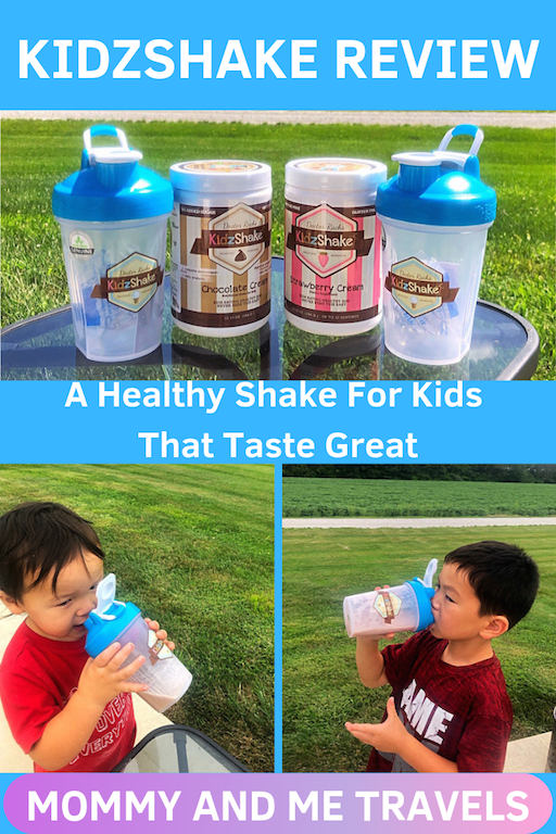 KidzShake Review