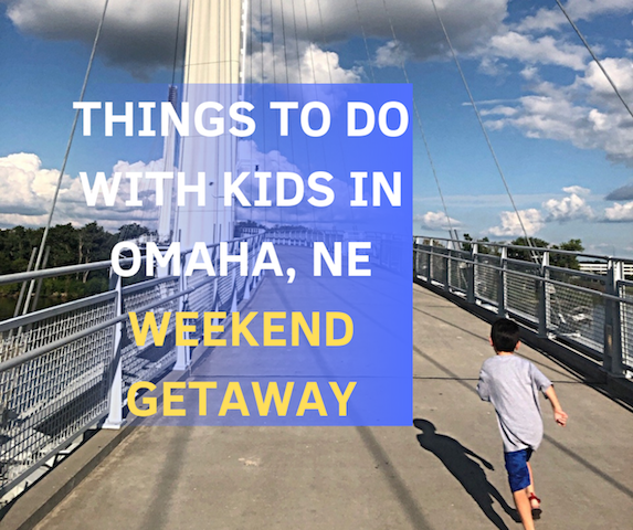 Things to do With Kids in Omaha