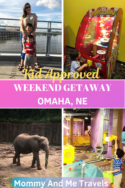 Things for Kids to do in Omaha