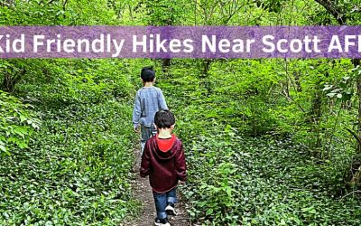 5 Kid Friendly Hikes Near Scott Air Force Base – Where To Get The Kids Out And Moving