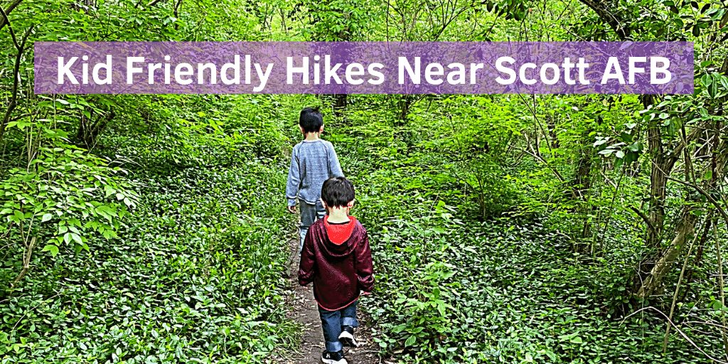 Kid Friendly Hikes Near Me - Scott AFB