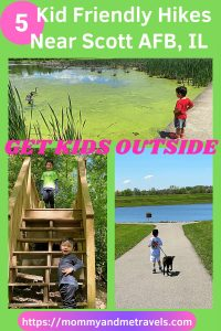5 Kid Friendly Hikes Near Scott Air Force Base - Where To Get The Kids Out And Moving