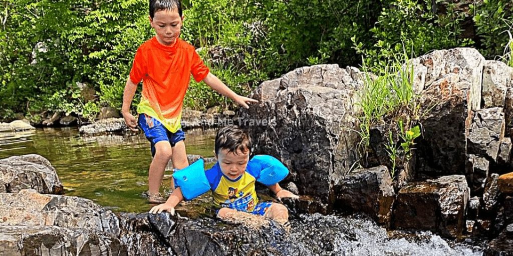 Things Parents Should Know For A Visit To Johnson Shut Ins With Kids