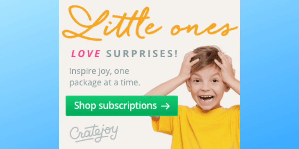 Cratejoy Travel Subscriptions For Kids