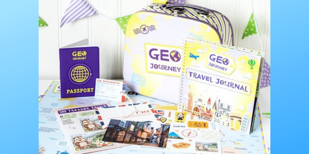 Geo Journey Subscriptions For Kids