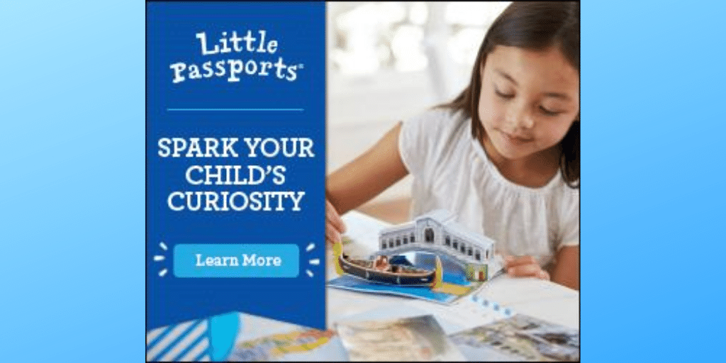Little Passports Travel Subscription Boxes