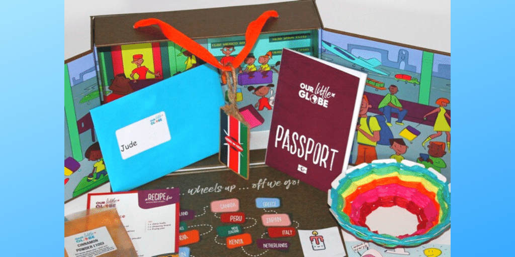 Our Little Globe Monthly Travel Subscription Boxes