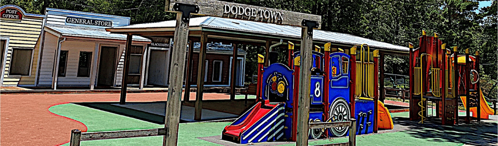 Dodge Town - Our Third In The Kansas City Outdoor Activities Lineup