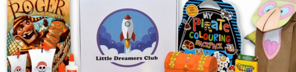 Little Dreamers Club - Cratejoy