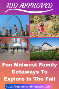 Fun Midwest Family Vacations To Explore In The Fall