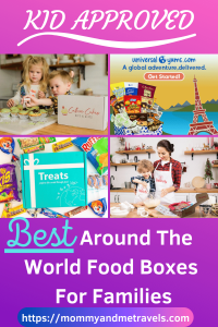 13 Best Around The World Food Boxes For Families : Taste The World In The Comfort Of Your Home