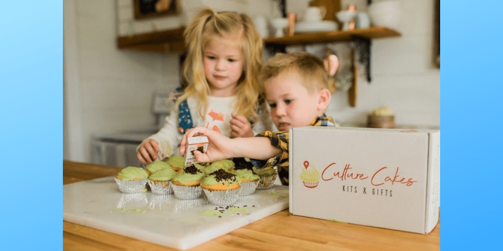 Culture Cakes Kids Baking Subscription Box