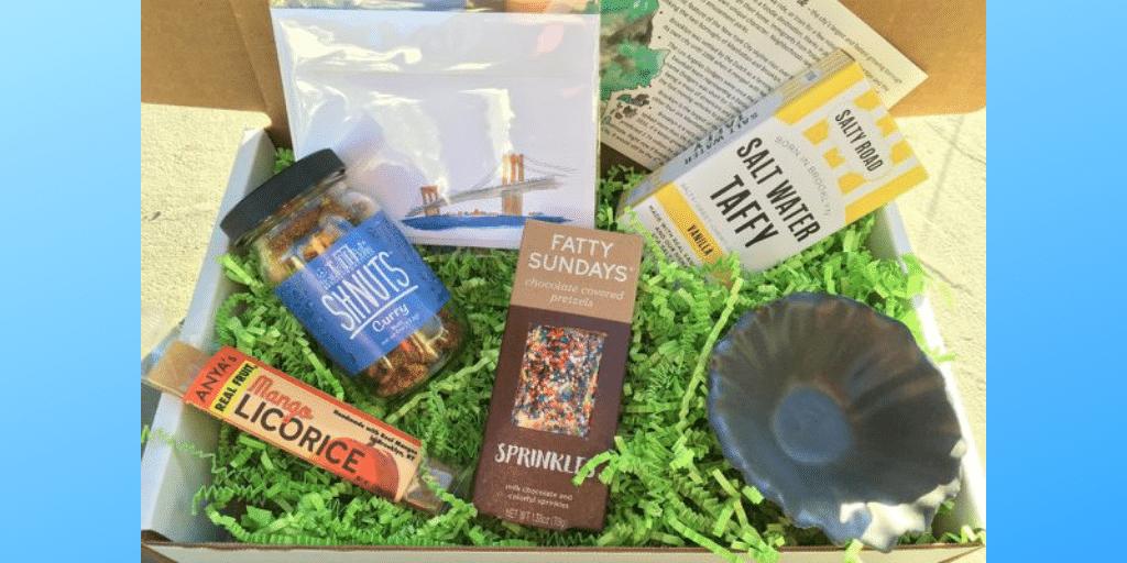 Explore Local Subscription Box
