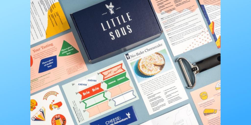Little Sous Taste The World