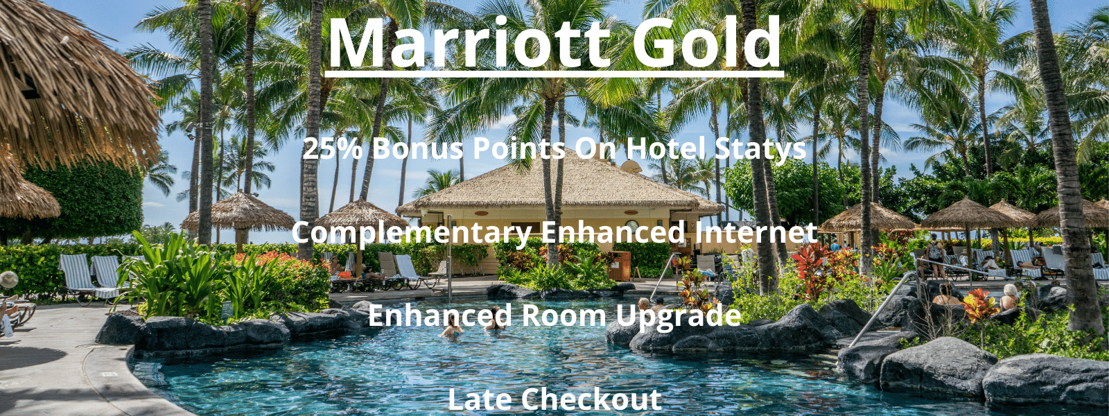 Marriott Hotel Status - Marriott Gold