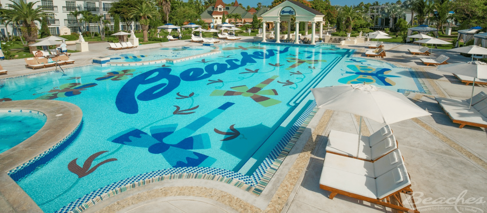 Pools At Beaches Turks And Caicos