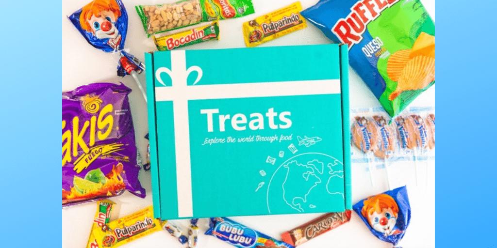 Treats Yum Yum Box