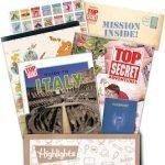 Top Secret Adventures Travel Book Subscription