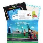 USA Edition_Little Passports Family Box