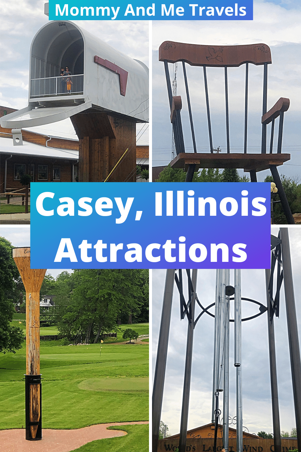 City of Casey, Illinois Attractions