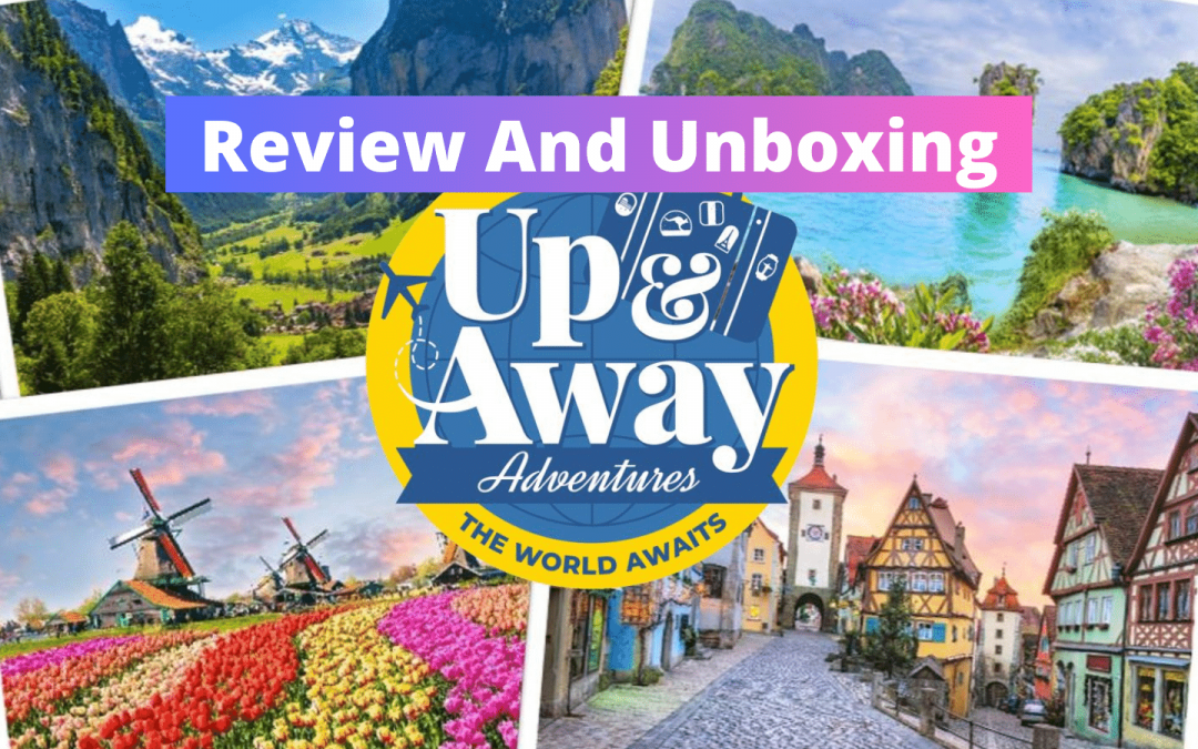 Review Of Up And Away Adventures Box For Kids
