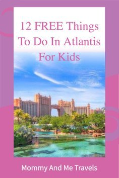 Free Things To Do In Atlantis For Kids